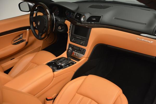 Used 2012 Maserati GranTurismo for sale Sold at Aston Martin of Greenwich in Greenwich CT 06830 25