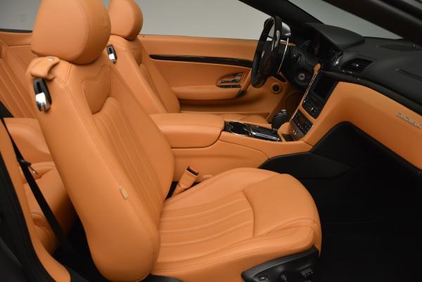 Used 2012 Maserati GranTurismo for sale Sold at Aston Martin of Greenwich in Greenwich CT 06830 26