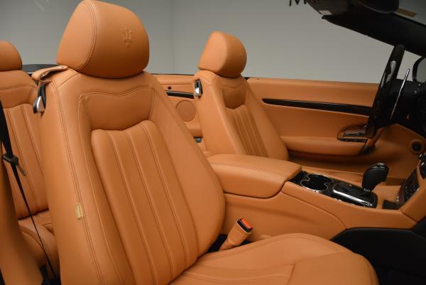 Used 2012 Maserati GranTurismo for sale Sold at Aston Martin of Greenwich in Greenwich CT 06830 27