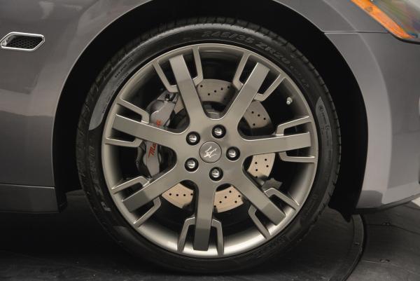 Used 2012 Maserati GranTurismo for sale Sold at Aston Martin of Greenwich in Greenwich CT 06830 28