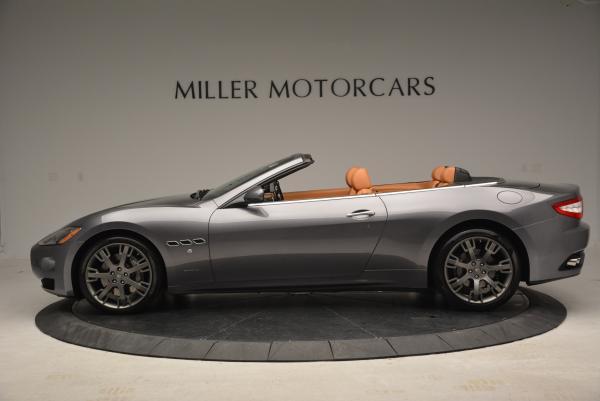 Used 2012 Maserati GranTurismo for sale Sold at Aston Martin of Greenwich in Greenwich CT 06830 3