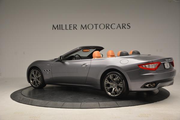 Used 2012 Maserati GranTurismo for sale Sold at Aston Martin of Greenwich in Greenwich CT 06830 4