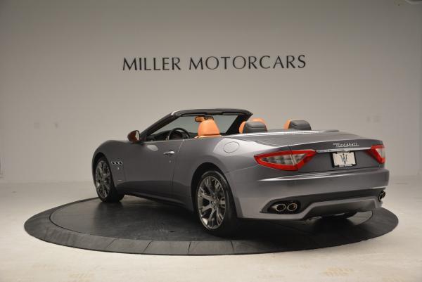 Used 2012 Maserati GranTurismo for sale Sold at Aston Martin of Greenwich in Greenwich CT 06830 5