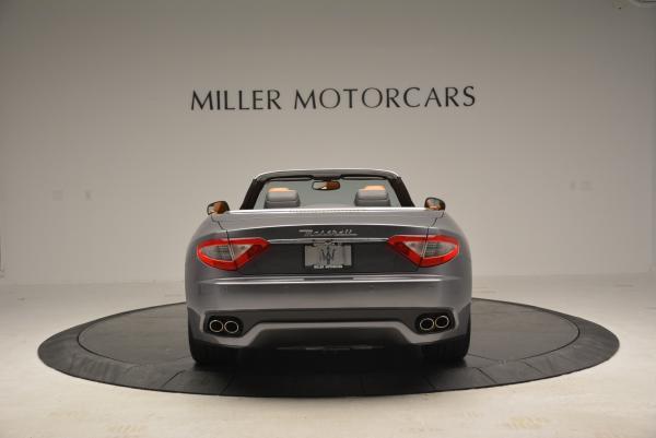 Used 2012 Maserati GranTurismo for sale Sold at Aston Martin of Greenwich in Greenwich CT 06830 6