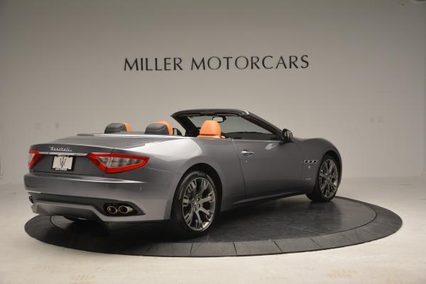 Used 2012 Maserati GranTurismo for sale Sold at Aston Martin of Greenwich in Greenwich CT 06830 7