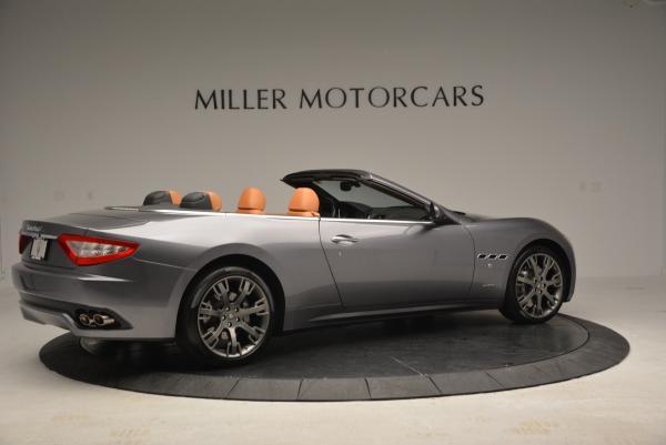 Used 2012 Maserati GranTurismo for sale Sold at Aston Martin of Greenwich in Greenwich CT 06830 8