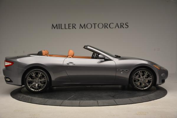 Used 2012 Maserati GranTurismo for sale Sold at Aston Martin of Greenwich in Greenwich CT 06830 9