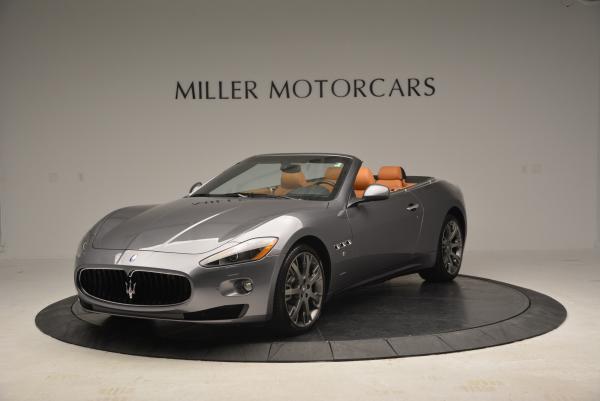 Used 2012 Maserati GranTurismo for sale Sold at Aston Martin of Greenwich in Greenwich CT 06830 1