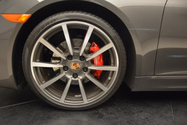 Used 2014 Porsche Cayman S S for sale Sold at Aston Martin of Greenwich in Greenwich CT 06830 19