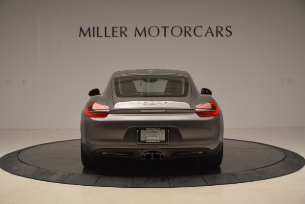 Used 2014 Porsche Cayman S S for sale Sold at Aston Martin of Greenwich in Greenwich CT 06830 6