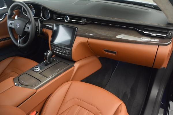 New 2018 Maserati Quattroporte S Q4 GranLusso for sale Sold at Aston Martin of Greenwich in Greenwich CT 06830 19