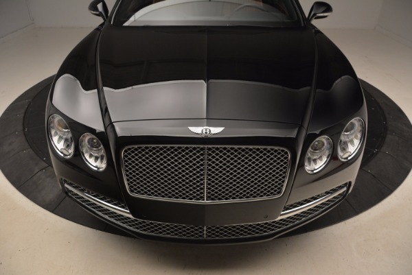 New 2017 Bentley Flying Spur W12 for sale Sold at Aston Martin of Greenwich in Greenwich CT 06830 13