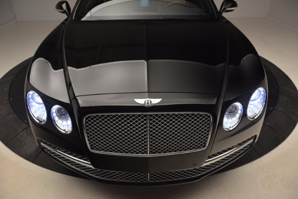 New 2017 Bentley Flying Spur W12 for sale Sold at Aston Martin of Greenwich in Greenwich CT 06830 18