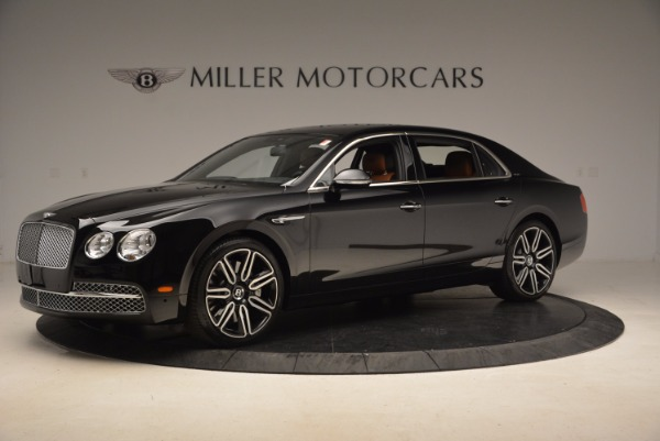 New 2017 Bentley Flying Spur W12 for sale Sold at Aston Martin of Greenwich in Greenwich CT 06830 2