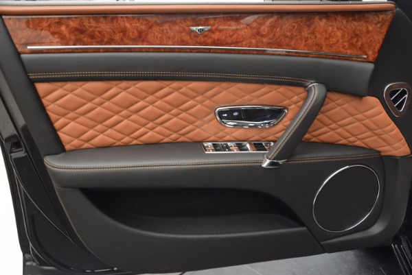New 2017 Bentley Flying Spur W12 for sale Sold at Aston Martin of Greenwich in Greenwich CT 06830 21