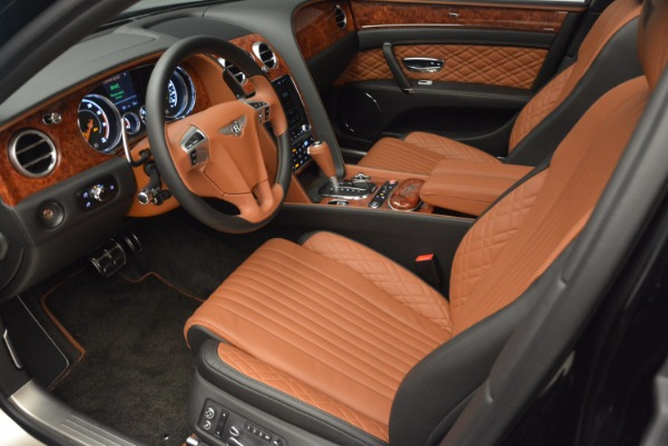 New 2017 Bentley Flying Spur W12 for sale Sold at Aston Martin of Greenwich in Greenwich CT 06830 24