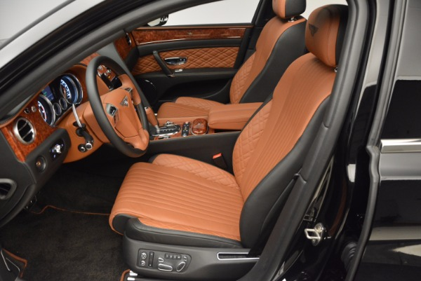 New 2017 Bentley Flying Spur W12 for sale Sold at Aston Martin of Greenwich in Greenwich CT 06830 25