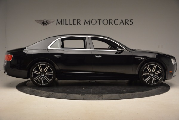 New 2017 Bentley Flying Spur W12 for sale Sold at Aston Martin of Greenwich in Greenwich CT 06830 9