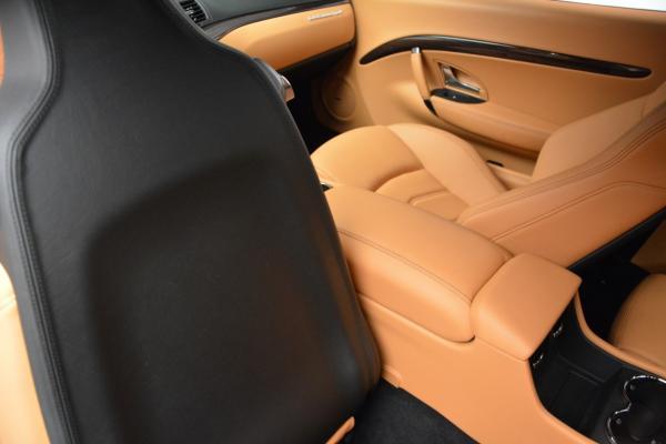 New 2016 Maserati GranTurismo Sport for sale Sold at Aston Martin of Greenwich in Greenwich CT 06830 19