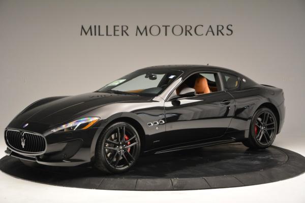 New 2016 Maserati GranTurismo Sport for sale Sold at Aston Martin of Greenwich in Greenwich CT 06830 2