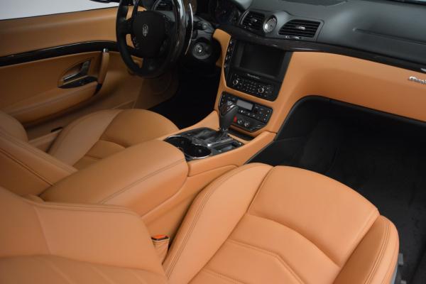 New 2016 Maserati GranTurismo Sport for sale Sold at Aston Martin of Greenwich in Greenwich CT 06830 21