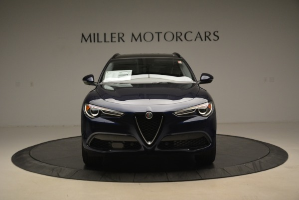 New 2018 Alfa Romeo Stelvio Sport Q4 for sale Sold at Aston Martin of Greenwich in Greenwich CT 06830 12