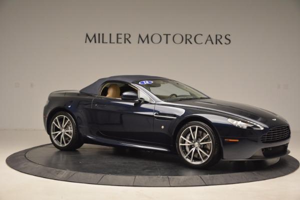 Used 2014 Aston Martin V8 Vantage Roadster for sale Sold at Aston Martin of Greenwich in Greenwich CT 06830 17