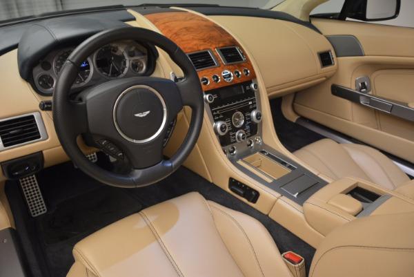 Used 2014 Aston Martin V8 Vantage Roadster for sale Sold at Aston Martin of Greenwich in Greenwich CT 06830 21