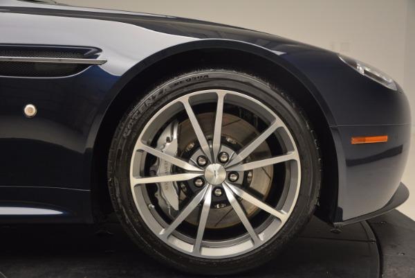Used 2014 Aston Martin V8 Vantage Roadster for sale Sold at Aston Martin of Greenwich in Greenwich CT 06830 25