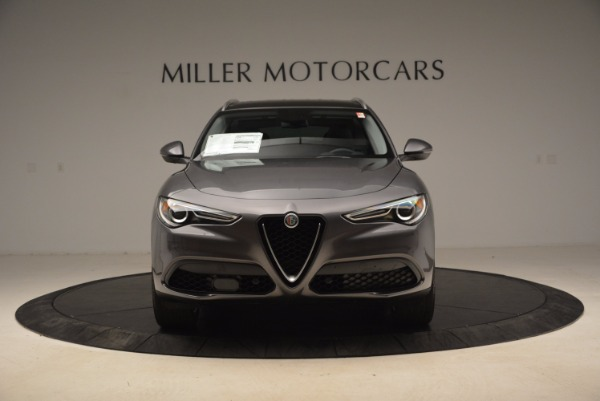 New 2018 Alfa Romeo Stelvio Q4 for sale Sold at Aston Martin of Greenwich in Greenwich CT 06830 12