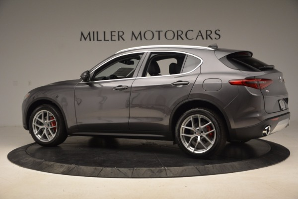 New 2018 Alfa Romeo Stelvio Q4 for sale Sold at Aston Martin of Greenwich in Greenwich CT 06830 4