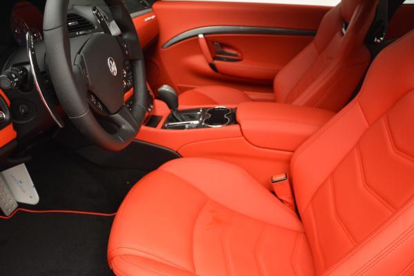 New 2016 Maserati GranTurismo Sport for sale Sold at Aston Martin of Greenwich in Greenwich CT 06830 14