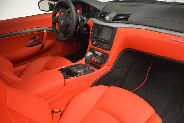 New 2016 Maserati GranTurismo Sport for sale Sold at Aston Martin of Greenwich in Greenwich CT 06830 16