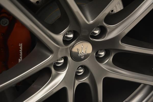 New 2016 Maserati GranTurismo Sport for sale Sold at Aston Martin of Greenwich in Greenwich CT 06830 24