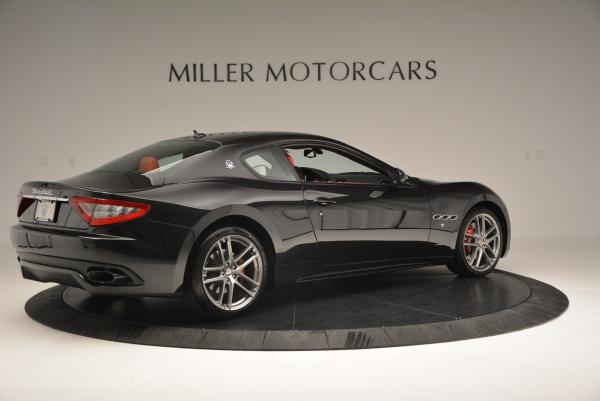 New 2016 Maserati GranTurismo Sport for sale Sold at Aston Martin of Greenwich in Greenwich CT 06830 8