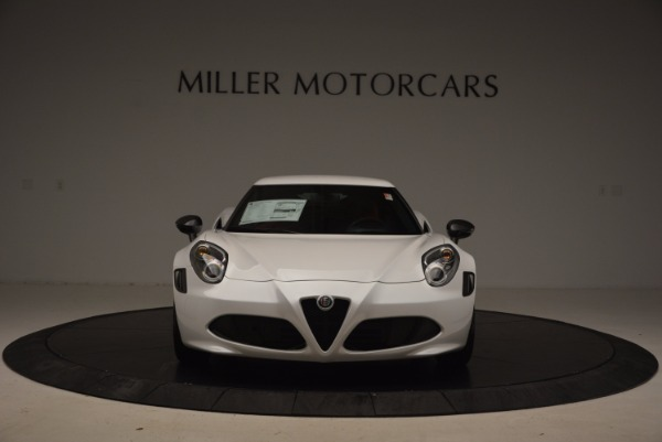 New 2018 Alfa Romeo 4C Coupe for sale Sold at Aston Martin of Greenwich in Greenwich CT 06830 12
