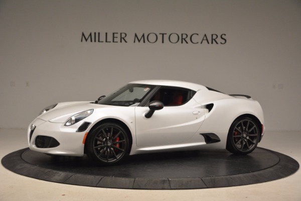New 2018 Alfa Romeo 4C Coupe for sale Sold at Aston Martin of Greenwich in Greenwich CT 06830 2