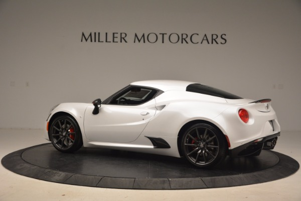 New 2018 Alfa Romeo 4C Coupe for sale Sold at Aston Martin of Greenwich in Greenwich CT 06830 4