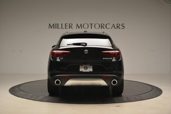 New 2018 Alfa Romeo Stelvio Sport Q4 for sale Sold at Aston Martin of Greenwich in Greenwich CT 06830 6