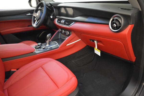 New 2018 Alfa Romeo Stelvio Q4 for sale Sold at Aston Martin of Greenwich in Greenwich CT 06830 16