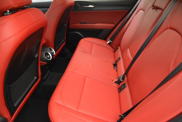 New 2018 Alfa Romeo Stelvio Q4 for sale Sold at Aston Martin of Greenwich in Greenwich CT 06830 23