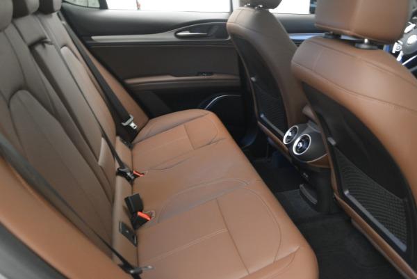 New 2018 Alfa Romeo Stelvio Sport Q4 for sale Sold at Aston Martin of Greenwich in Greenwich CT 06830 20