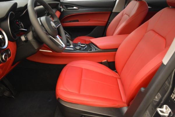 New 2018 Alfa Romeo Stelvio Q4 for sale Sold at Aston Martin of Greenwich in Greenwich CT 06830 14