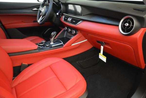 New 2018 Alfa Romeo Stelvio Q4 for sale Sold at Aston Martin of Greenwich in Greenwich CT 06830 19