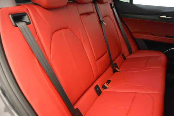 New 2018 Alfa Romeo Stelvio Q4 for sale Sold at Aston Martin of Greenwich in Greenwich CT 06830 24