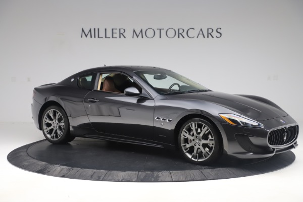 Used 2016 Maserati GranTurismo Sport for sale $64,900 at Aston Martin of Greenwich in Greenwich CT 06830 10