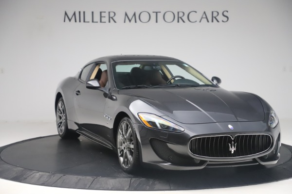 Used 2016 Maserati GranTurismo Sport for sale $64,900 at Aston Martin of Greenwich in Greenwich CT 06830 11