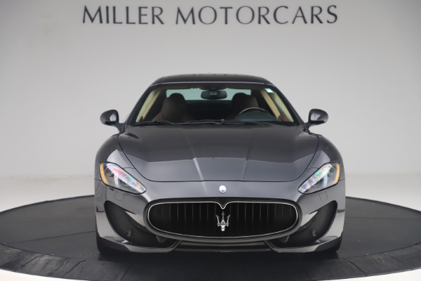 Used 2016 Maserati GranTurismo Sport for sale $64,900 at Aston Martin of Greenwich in Greenwich CT 06830 12