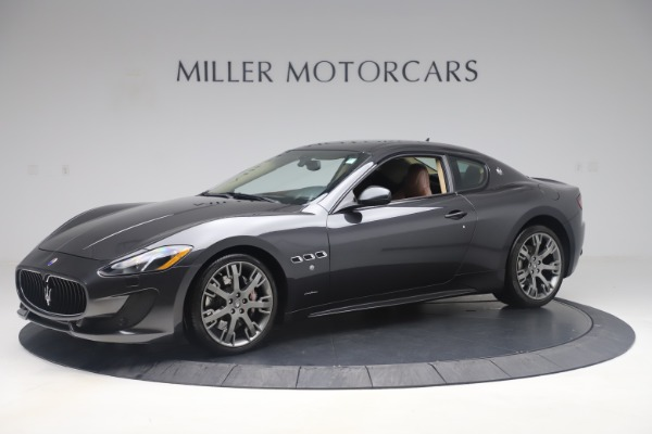 Used 2016 Maserati GranTurismo Sport for sale $64,900 at Aston Martin of Greenwich in Greenwich CT 06830 2