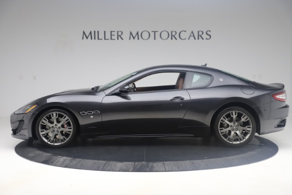 Used 2016 Maserati GranTurismo Sport for sale $64,900 at Aston Martin of Greenwich in Greenwich CT 06830 3